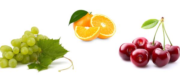 frutas que contienen glucosa