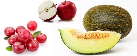 frutas con nutrientes