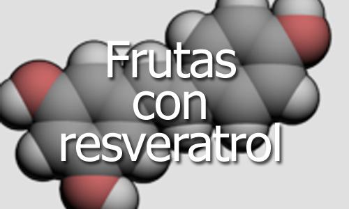 frutas con resveratrol