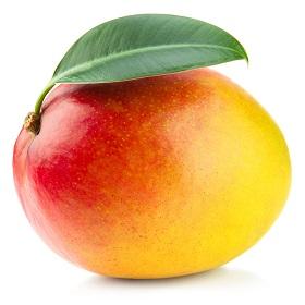 frutas con m el mango