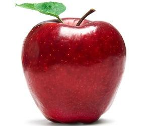 manzana con m