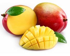 el mango contiene fructosa